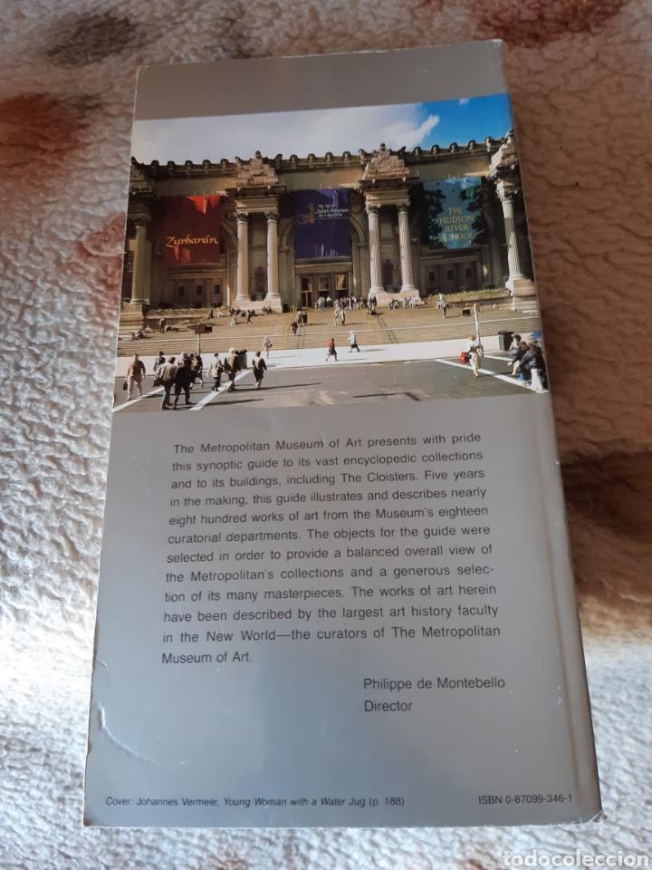Libros: The Metropolitan Museum of Art Guide - Foto 2 - 207840978