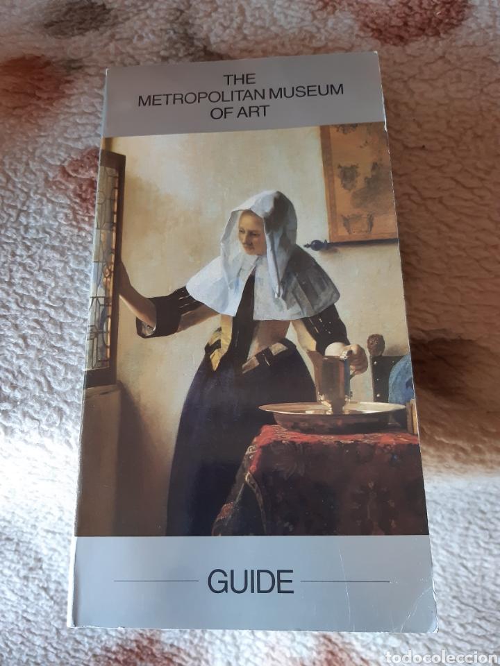THE METROPOLITAN MUSEUM OF ART GUIDE (Libros Nuevos - Bellas Artes, ocio y coleccionismo - Decoración)