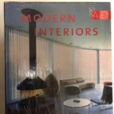 Libros: MODERN INETRIORS, ARCHITECTURAL & DESING. ED. MONSA.. Lote 209173302
