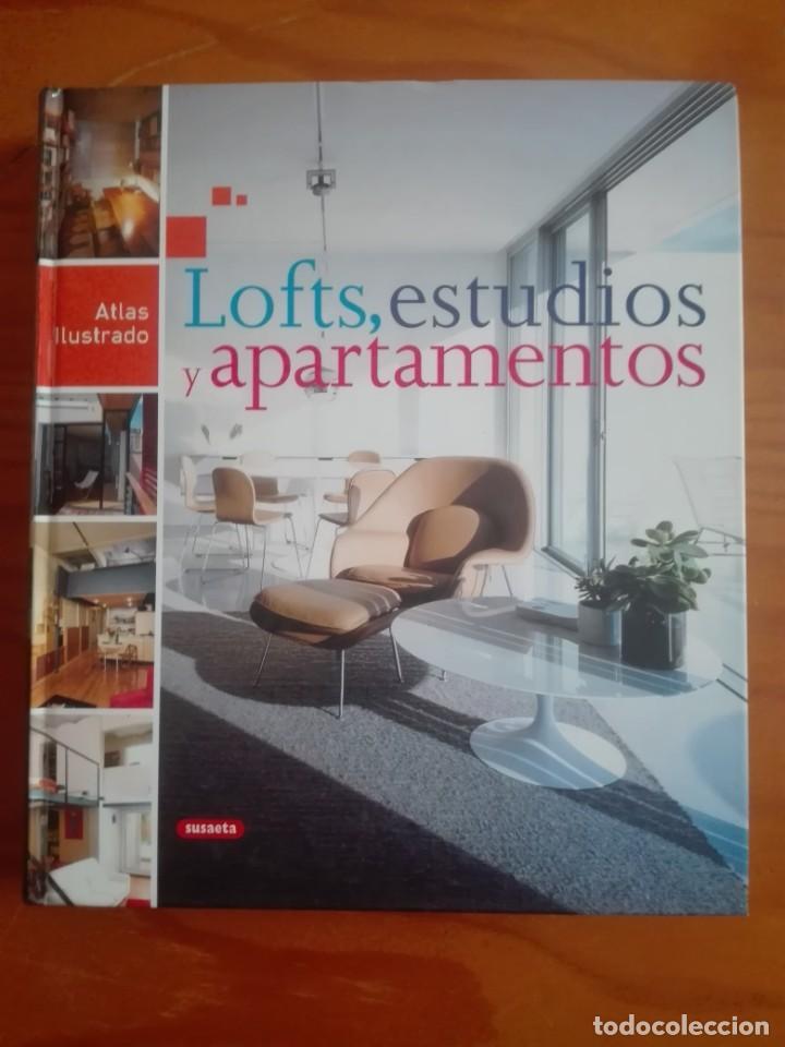 LOFT. ESTUDIOS. APARTAMENTOS (Libros Nuevos - Bellas Artes, ocio y coleccionismo - Decoración)