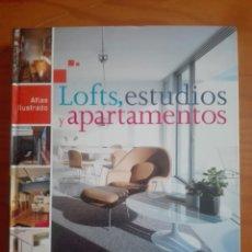 Libros: LOFT. ESTUDIOS. APARTAMENTOS. Lote 212795918