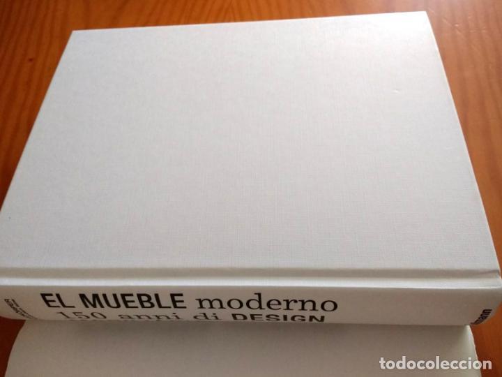 Libros: EL MUEBLE MODERNO (150 AÑOS DE DISEÑO ).FREMDKORPER ANDREA.MEHLHOSE.MARTIN WELLNER.ULLMAN. 2009 - Foto 3 - 215174976