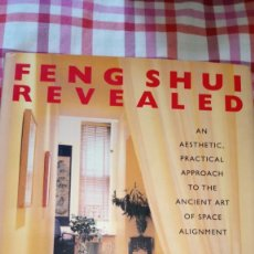 Libros: FENG SHUI REVEALED. IN ENGLISH. EN INGLES. Lote 218916951