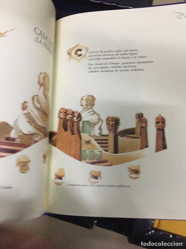 Libros: SOBREVOLANT GAUDI - CYAN EDICIONS - DOS LIBROS CON COFRE - - Foto 5 - 224571320
