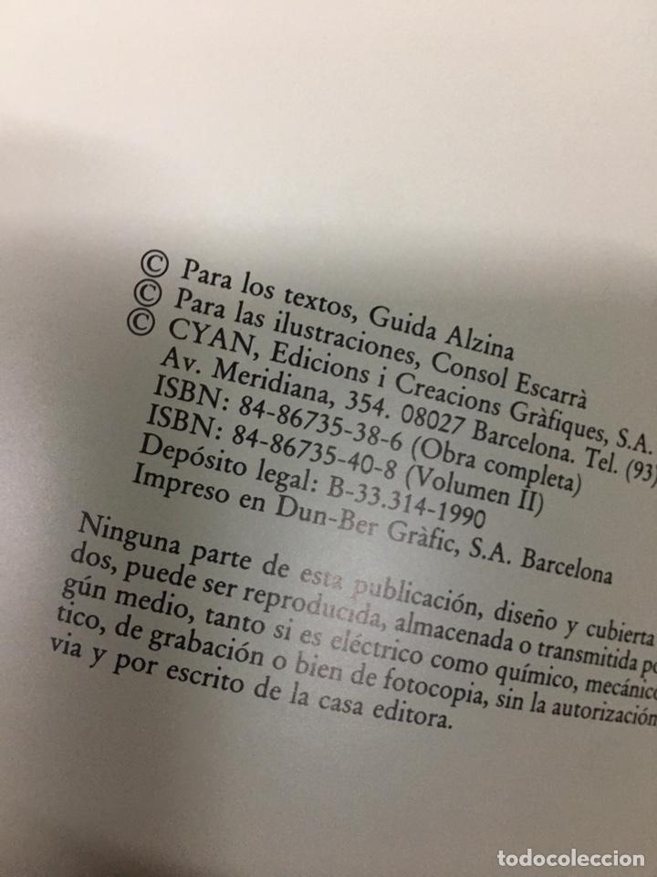 Libros: SOBREVOLANT GAUDI - CYAN EDICIONS - DOS LIBROS CON COFRE - - Foto 9 - 224571320