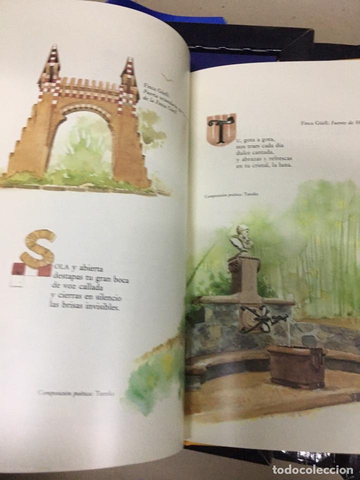 Libros: SOBREVOLANT GAUDI - CYAN EDICIONS - DOS LIBROS CON COFRE - - Foto 11 - 224571320