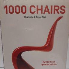 Libros: 1000 CHAIRS TASCHEN NUEVO. Lote 247238410