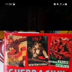 Libros: LA GUERRA CIVIL EN 2000 CARTELES. Lote 261359165