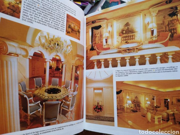 Libros: Ornamentacion, escayolas y sinteticos - 1 tomo - Foto 3 - 268786329