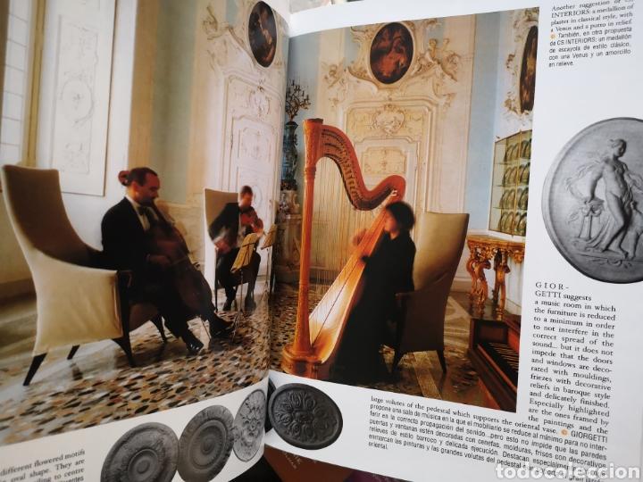 Libros: Ornamentacion, escayolas y sinteticos - 1 tomo - Foto 5 - 268786329