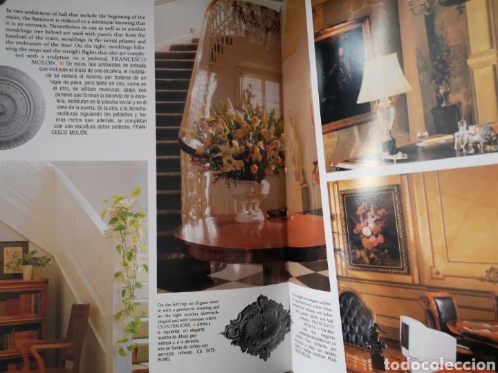 Libros: Ornamentacion, escayolas y sinteticos - 1 tomo - Foto 10 - 268786329