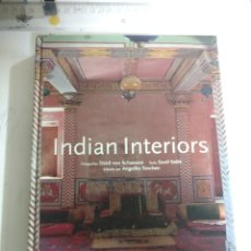Libros: INDIAN INTERIORS . 2003 TASCHEN. Lote 273179728