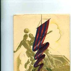 LIBRO CONMEMORATIVO DEL 50 ANIVº. DEL C.F. BARCELONA, BODAS DE ORO 1899-1949