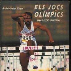 Collectionnisme sportif: ELS JOCS OLÍMPICS. UNA IL.LUSIÓ UNIVERSAL. Lote 21571405