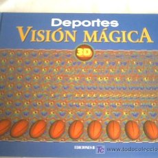 Coleccionismo deportivo: DEPORTES VISION MAGICA 3D. Lote 26447077