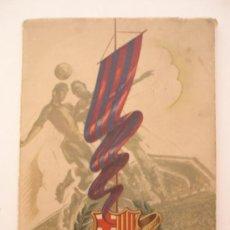 Coleccionismo deportivo: 50 AÑOS DEL FC BARCELONA, AÑO 1949. Lote 27036300