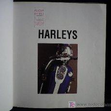 Coleccionismo deportivo: HARLEYS. MARK VILLIAMS. ED. LIBSA. 142 PAG. 1994 PROFUSAMENTE ILUSTRADO. . Lote 27118505
