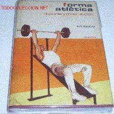Coleccionismo deportivo: FORMA ATLETICA DEPORTE Y MUSCULACION. Lote 24653712