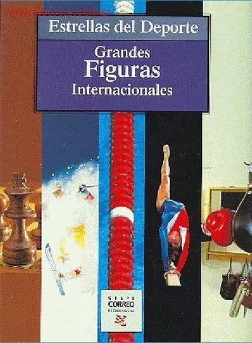ESTRELLAS DEL DEPORTE Nº 10 - GRANDES FIGURAS INTERNACIONALES (Coleccionismo Deportivo - Libros de Deportes - Otros)