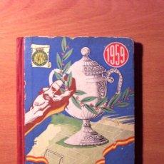Coleccionismo deportivo: LA LUCHA POR LA COPA AÑO 1959 - ORIGINAL DE LA EPOCA - CON TODA LA INFORMACION DE LOS PARTIDOS. Lote 25771326
