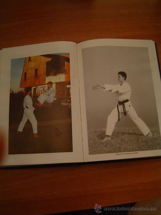 Coleccionismo deportivo: CAMINO PRACTICO DE LAS ARTES MARCIALES TAE KWON - DO - Foto 2 - 36041414