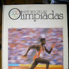 Coleccionismo deportivo: HISTORIA DE LAS OLIMPIADAS (1990). Lote 26525053