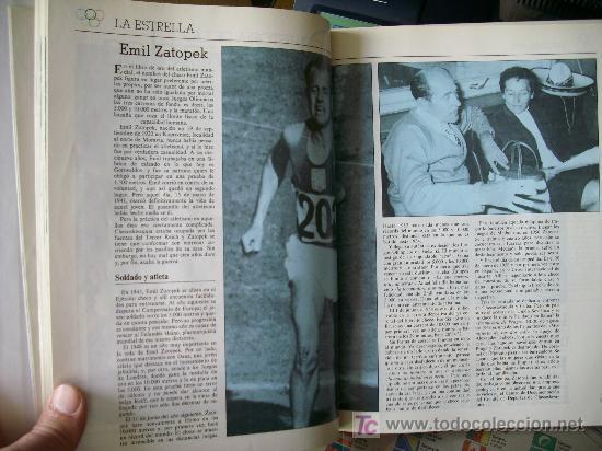 Coleccionismo deportivo: HISTORIA DE LAS OLIMPIADAS (1990) - Foto 4 - 26525053