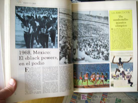 Coleccionismo deportivo: HISTORIA DE LAS OLIMPIADAS (1990) - Foto 5 - 26525053