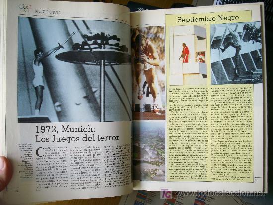 Coleccionismo deportivo: HISTORIA DE LAS OLIMPIADAS (1990) - Foto 6 - 26525053