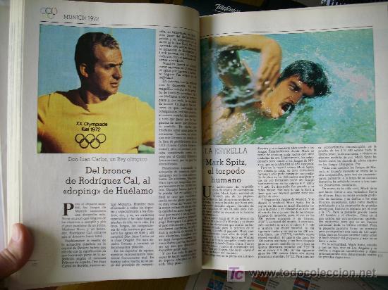 Coleccionismo deportivo: HISTORIA DE LAS OLIMPIADAS (1990) - Foto 7 - 26525053