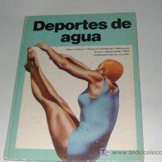 Coleccionismo deportivo: DEPORTES DE AGUA - PLAZA & JANES 1976.. Lote 26018776