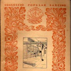 Coleccionismo deportivo: RESUM D'EDUCACIÓ FÍSICA, PER J. RAL I BANÚS - 1936. Lote 17527156