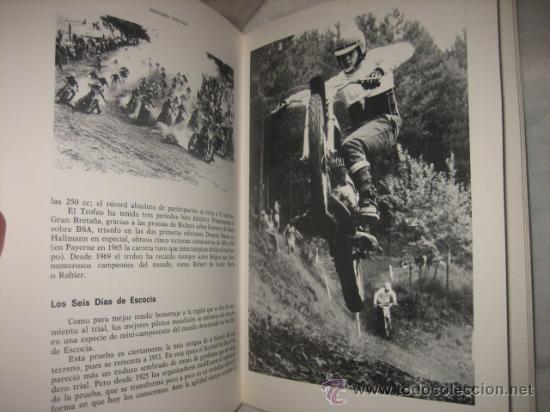Coleccionismo deportivo: TODO SOBRE TRIAL +MOTOCROSS BERNARD JONZIER EDICIONES CEAC 1980 - Foto 2 - 26139300