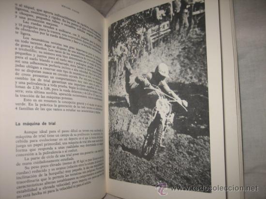 Coleccionismo deportivo: TODO SOBRE TRIAL +MOTOCROSS BERNARD JONZIER EDICIONES CEAC 1980 - Foto 3 - 26139300