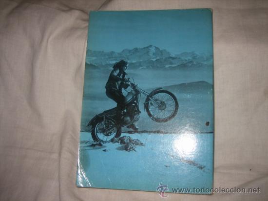 Coleccionismo deportivo: TODO SOBRE TRIAL +MOTOCROSS BERNARD JONZIER EDICIONES CEAC 1980 - Foto 6 - 26139300