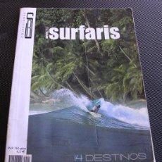 Coleccionismo deportivo: SURFARIS - POR PANCHO CUBRIA - 2002 - COLECCIÓN SURFER RULE - TEMA SURF. Lote 165401482