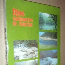 Coleccionismo deportivo: RÍOS SALMONEROS DE ASTURIAS / ADOLFO CASERO ALONSO. Lote 27054350
