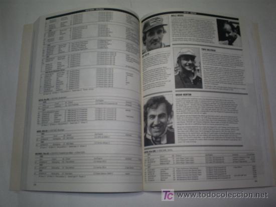 Coleccionismo deportivo: The Grand Prix Whos who STEVE SMALL Formula 1 Quien es quien en Inglés 1996 RM43996 - Foto 2 - 21928055