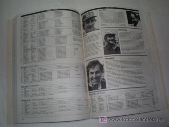 Coleccionismo deportivo: The Grand Prix Whos who STEVE SMALL Formula 1 Quien es quien en Inglés 1996 RM43996 - Foto 4 - 21928055