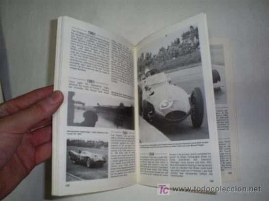 Coleccionismo deportivo: 40 Años de Silverstone Years The Home os British Motor Racing en Inglés RAY HUTTON 1988 RM46105 - Foto 4 - 21019542