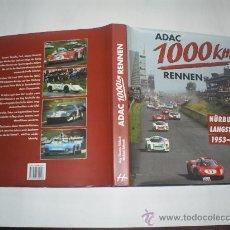 Coleccionismo deportivo: ADAC 1000 KM RENNEN NÜRBURGRING LANGSTRECKEN-WM. 1953-1991 AUTOMOVILISMO RM46698. Lote 26942786