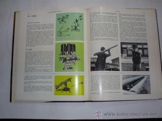 Coleccionismo deportivo: Enciclopedia de la Caza Arte y Técnica del buen cazador 2 TOMOS Argos 1986 RM40869 - Foto 6 - 27182704