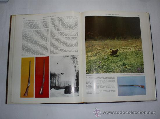Coleccionismo deportivo: Enciclopedia de la Caza Arte y Técnica del buen cazador 2 TOMOS Argos 1986 RM40869 - Foto 7 - 27182704