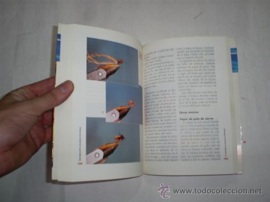 Coleccionismo deportivo: Introducción a la pesca con mosca ALEJANDRO VIÑUALES Tikal AB37634 - Foto 2 - 22439134