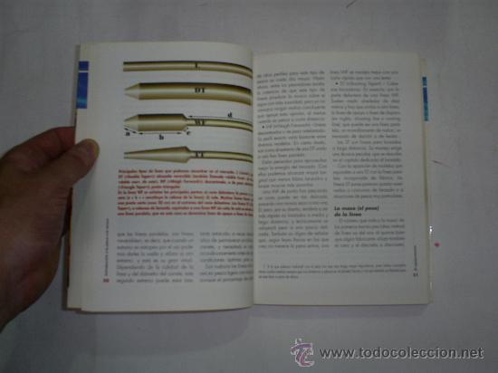Coleccionismo deportivo: Introducción a la pesca con mosca ALEJANDRO VIÑUALES Tikal AB37634 - Foto 3 - 22439134