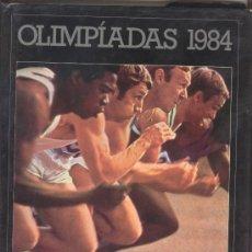 Coleccionismo deportivo: OLIMPIADAS 1984 PUBLICADO POR PHILIPS . Lote 112250000