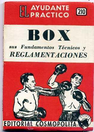 EL AYUDANTE PRÁCTICO : BOX (Coleccionismo Deportivo - Libros de Deportes - Otros)