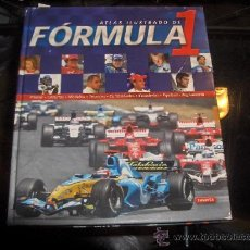 Coleccionismo deportivo: ATLAS ILUSTRADO DE LA FORMULA 1 - EDICIONES SUSAETA . 2007. Lote 25664884