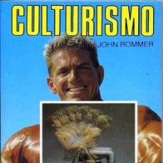 Coleccionismo deportivo: JOHN ROMMER : CULTURISMO (1990) . Lote 26254291