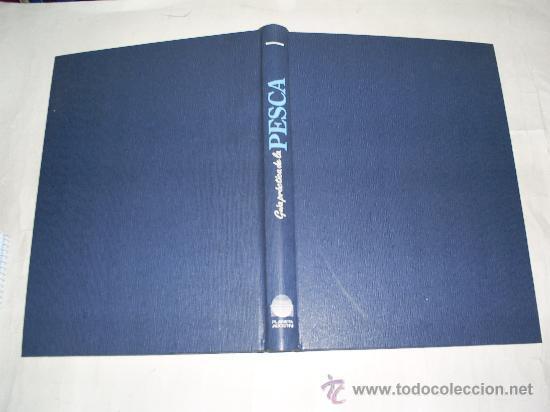 GUÍA PRÁCTICA DE LA PESCA VOLUMEN 1 TÉCNICAS Y EQUIPO EDITORIAL PLANETA-DE AGOSTINI 1991 RM51689 (Coleccionismo Deportivo - Libros de Deportes - Otros)